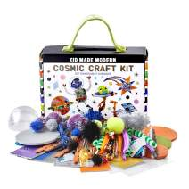 Kid Made Modern Cosmic Craft Kit - Outer Space Toy Building Art Supplies
