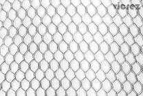 """Vicrez Universal Standard Bumper Wire Diamond Silver Mesh 48 x 12"""" Grill vz100317"""