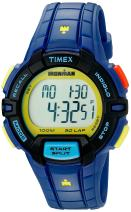 Timex Men's Ironman Rugged 30  Color Block Resin Strap Watch