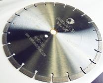 "Whirlwind USA LSS 12-Inch Dry or Wet Cutting General Purpose Power Saw Segmented Diamond Blades for Concrete Stone Brick Masonry (12"")"