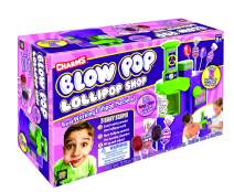 AMAV Toys Lollipop Maker - Charms Blow Pop, Tasty Snacks Party Blowpops with a Mold and You can add Bubble Gum , Multicolor (1608)