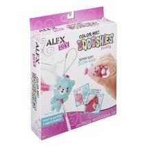 Alex DIY Color Me Sqooshies Buddy Kids Art and Craft Activity