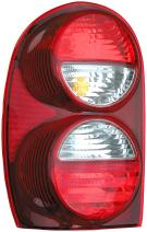 Dorman 1610968 Driver Side Tail Light Assembly for Select Jeep Models
