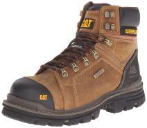 "Caterpillar Men's Hauler 6"" Waterproof Comp Toe Work Boot"