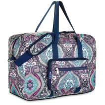 Travel Foldable Waterproof Duffel Bag - Lightweight Carry Storage Luggage Tote Duffel Bag.