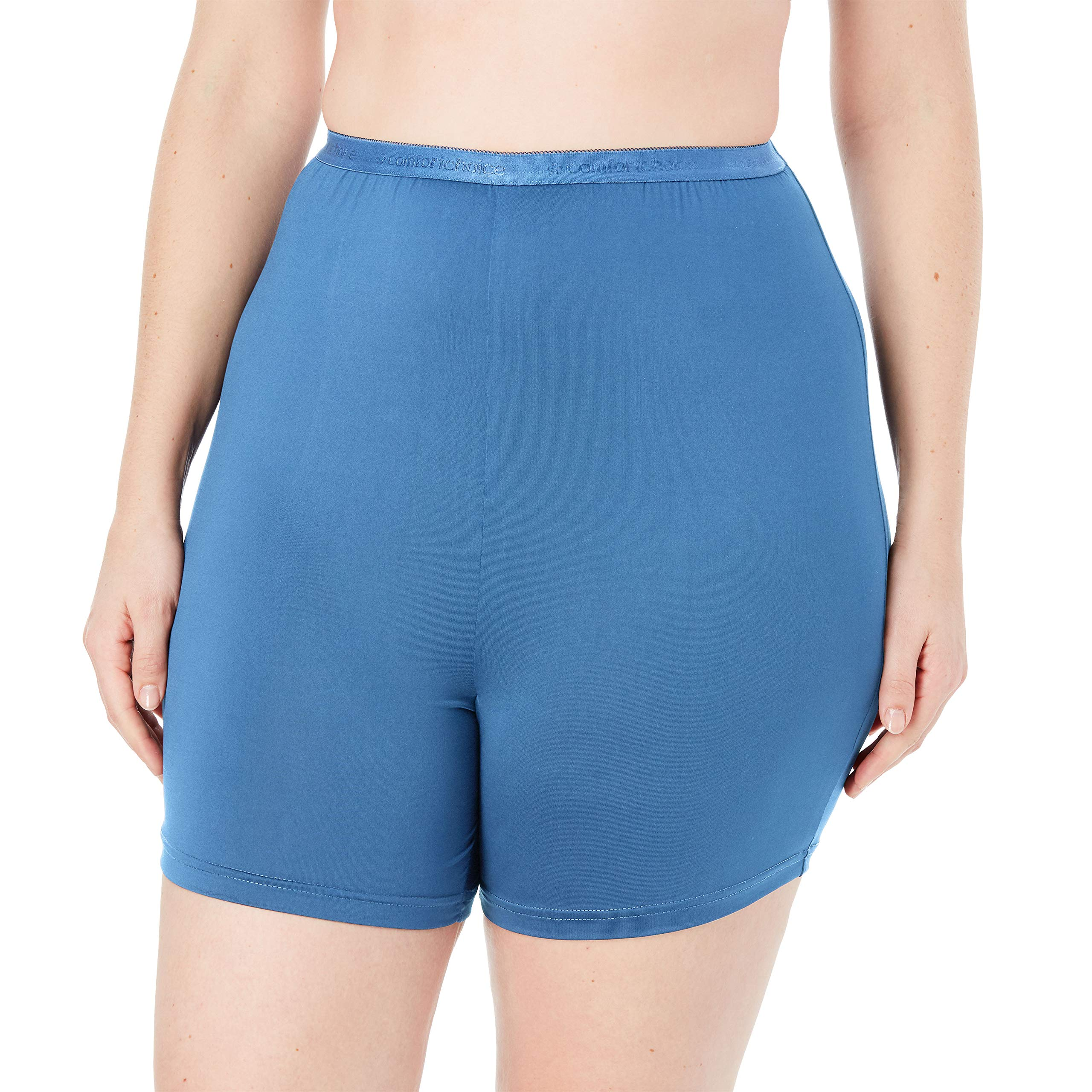 Comfort Choice Women's Plus Size 2-Pack Cooling Boxer