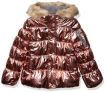 LONDON FOG Girls' Big Shine Puffer Jacket