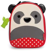 Skip Hop Zoo Kids Insulated Lunch Box, Pia Panda, Multi
