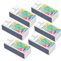 Tachibelle KOREA 6 pcs Pack Kit 4-Way Shiny Buffer Super Shine - Files, Smooth, Shine, For Healthy & Shiny Nails