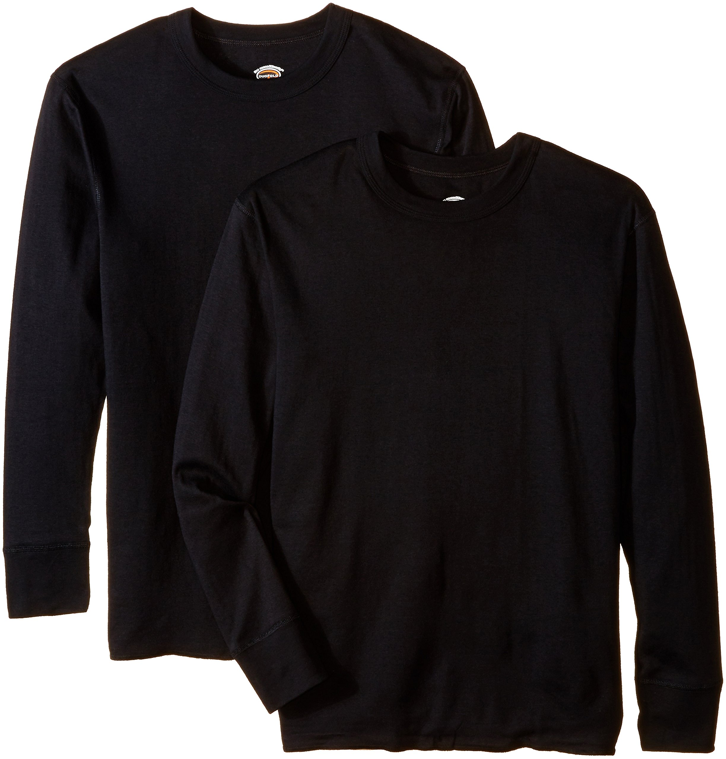 Duofold Men's Thermal Wicking Crew (Pack of 2)