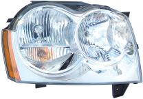 Dorman 1591855 Passenger Side Headlight Assembly For Select Jeep Models