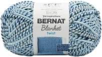 BERNAT 16195757007 Blanket Twist Yarn, Sea & Stars