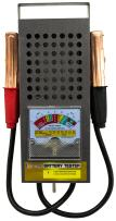 Bastex BT-100 6V/12 100 Amp Battery Load Tester with Heavy Duty Insulated Copper Clips and Carrying Handle for Automotive Repair
