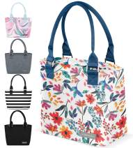 Simple Modern 4L Cara Lena Lunch Bag for Women - Insulated Lunch Box Florista