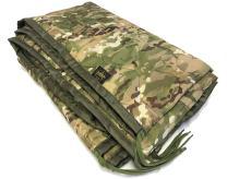 HighSpeedDaddy Poncho Liner Woobie Military Style Lightweight Blanket OCP Camo (Multicam, Adult)
