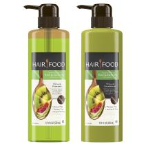 Hair Food Volume Shampoo & Conditioner Set Infused With Kiwi Fragrance, 17.9 fl oz (Each)