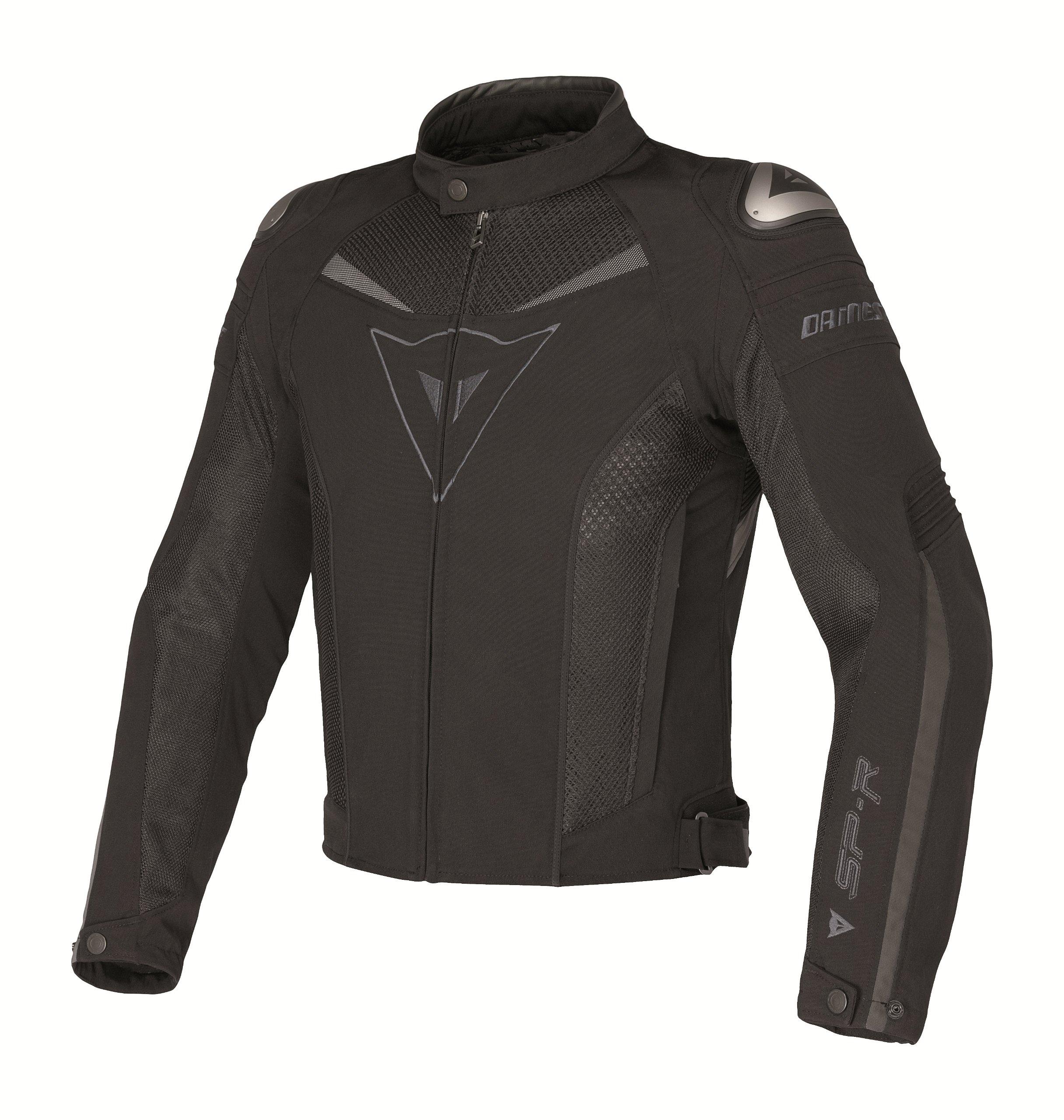 Dainese Men's Super Speed Tex Jacket Black/Grey 58