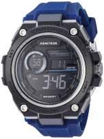 Armitron Sport Men's Digital Chronograph Silicone Strap Watch