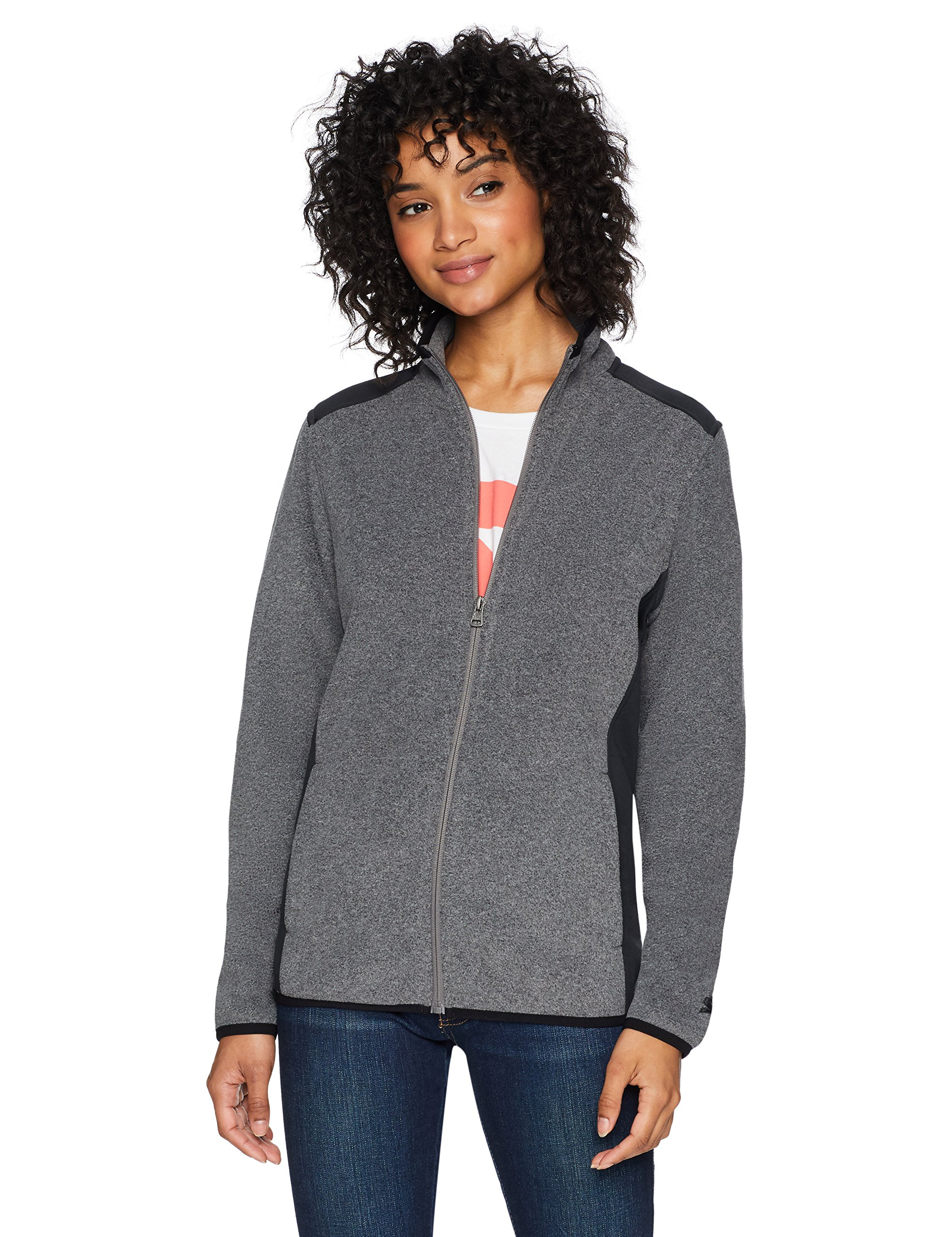 Starter Women's Polar Fleece Jacket, Amazon Exclusive