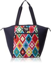 French Bull Medium Tote Bag - Insulated, Women, Girl, Lunch, Purse, Grocery, Shopping - Kat