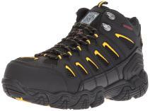 Skechers for Work Men's Blais-Bixford Steel Toe Hiking Shoe