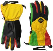 Burton Kids' Insulated, Warm and Waterproof Profile Gloves with Touchscreen