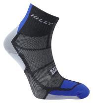 Hilly Men's Twin Skin Anklet Socks