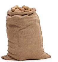 "Large Burlap Bags 18"" x 30"" - Burlap Bags for Planting/Gardening by Sandbaggy (Pack of 10)"