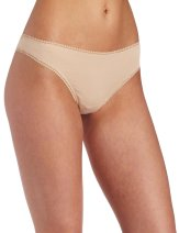 On Gossamer Women's Cabana Cotton Hip G-Thong Panty