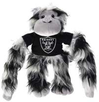 FOCO NFL Unisex-Adult Fluffy Monkey