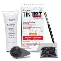 Godefroy Professional Hair Color Tint Kit, Light Brown, 20 Applications