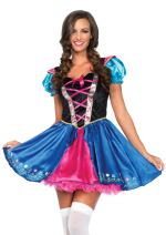 Leg Avenue Women's Alpine Princess Costume