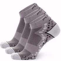 Ultra-Comfortable Running Socks - Anti-Blister Dot Technology, Moisture Wicking