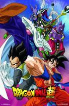 """Trends International Dragon Ball: Super - Group, 22.375"""" x 34"""", Premium Unframed"""