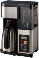 Zojirushi Coffee Maker, 10 Cup, Stainless Steel/Black