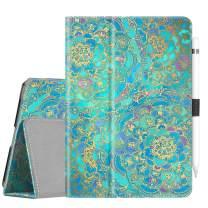 Fintie Case for iPad Mini 5 (2019) / iPad Mini 4 - [Corner Protection] PU Leather Folio Stand Cover with Pencil Holder, Auto Sleep/Wake for New iPad Mini 5th Generation/iPad Mini 4, Shades of Blue