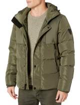 Vince Camuto Men's Hooded Down Puffer Jacket