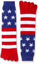 K. Bell Women's Novelty Toe Socks