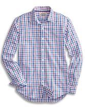 Amazon Brand - Goodthreads Men's Slim-Fit Long-Sleeve Gingham Shirt