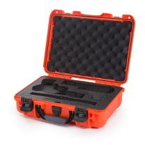 Nanuk 910 Waterproof 2UP Classic Pistol Hard Case