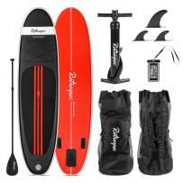 Retrospec Weekender 10' Inflatable Stand Up Paddleboard