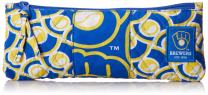 Milwaukee Brewers 2011 Fabric Pencil Case-2Nd Line