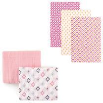Muslin Swaddle Blanket 5-Pack
