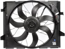 Dorman 621-134 Engine Cooling Fan Assembly for Select Dodge/Jeep Models