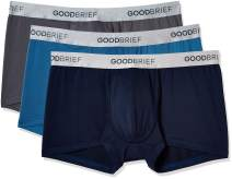 Good Brief Men's Silky Stretch Low Rise Trunk (3-Pack / 5-Pack)