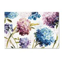 """Spring Nectar I - Laurie Wall Decor by Lisa Audit, 16"""" x 24"""" Canvas Wall Art"""