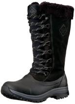 Muck Boots Arctic Après Tall Rubber & Leather Lace-Up Women's Winter Boot