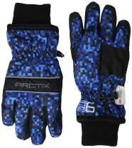 Arctix Boys Youth Whiteout Gloves
