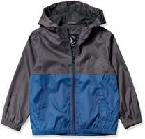 Volcom Boys' Ermont Windbreaker Hooded Jacket (Big Boys & Little Boys Sizes)