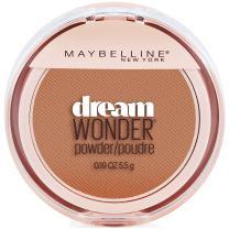Maybelline New York Dream Wonder Powder Makeup, Coconut, 0.19 oz.
